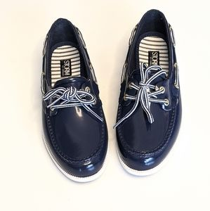 Storm by Cougar Loafer Style Rain Shoes